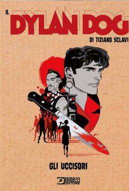 Copertina di Il Dylan Dog Di Tiziano Sclavi n.5 – Gli uccisori
