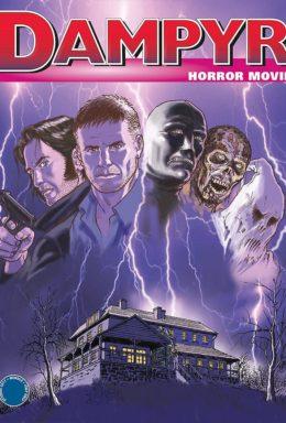 Copertina di Dampyr 211 – Horror Movie