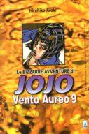 Vento Aureo n.9 (DI 10) – Le bizzarre Avventure di Jojo 38