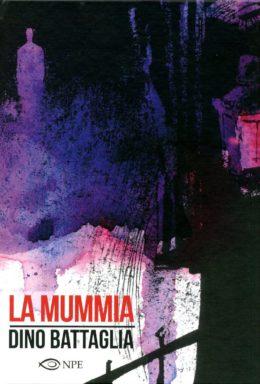 Copertina di La Mummia – Dino Battaglia Collection n.4