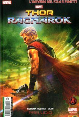Copertina di Thor: Ragnarok – Preludio – Marvel Special Nuova Serie n.20
