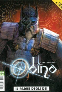 Copertina di Odino – Il Re Di Asgard – Cosmo Serie Verde n.49