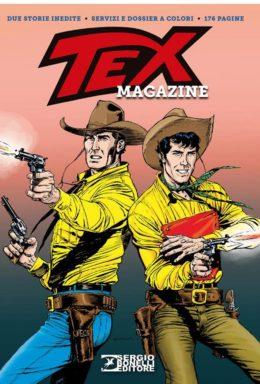 Copertina di Tex Magazine n.2 – 2017 – Freedom Ranch / Terrore tra i boschi