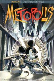 Metopolis – Topolino Limited Deluxe Edition n.14