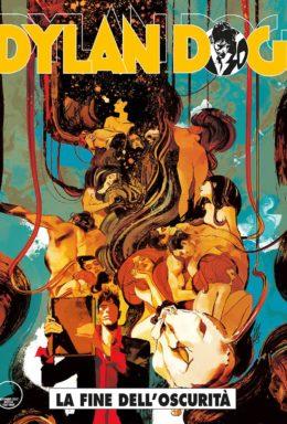 Copertina di Dylan Dog n.374 – La fine dell'oscurità