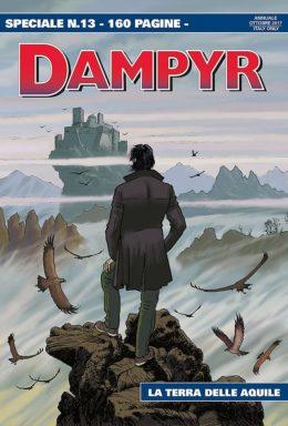 Copertina di Speciale Dampyr n.13 – La terra delle aquile