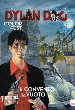 Copertina di Dylan Dog Color Fest n.23 – Il convento del vuoto