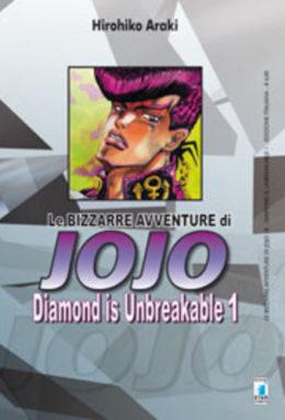 Copertina di Diamond is Unbreakable n.1 – Le Bizzarre avventure di Jojo