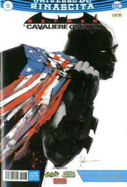 Copertina di Batman Cavaliere Oscuro n.9 Rinascita – Batman Cavaliere Oscuro 63
