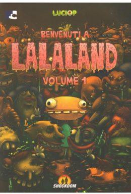 Copertina di Benvenuti A Lalaland n.1 – Qwerty