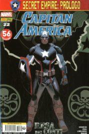 Capitan America n.92 – Secret Empire Prologo