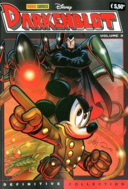 Copertina di Darkenblot n.3 – Disney Definitive Collection 21