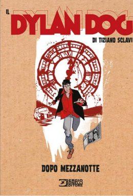 Copertina di Il Dylan Dog Di Tiziano Sclavi n.7 – Dopo Mezzanotte