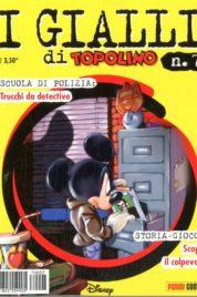I Gialli Di Topolino n.7