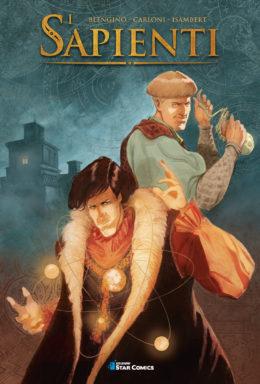 Copertina di I Sapienti – Star Comics Presenta n.21