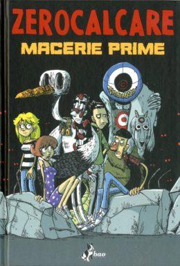 Copertina di Zerocalcare – Macerie Prime Variant