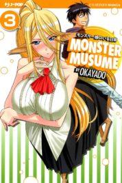 Monster Musume n.3