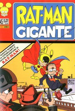 Copertina di Rat-Man Gigante n.45
