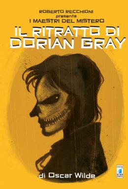 Copertina di Il Ritratto Di Dorian Gray – I maestri del mistero n.3