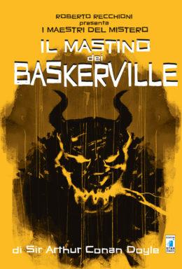 Copertina di Il Mastino Dei Baskerville – I mestri del mistero n.2