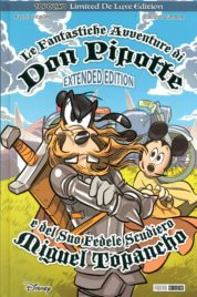 Don Pipotte – Topolino Limited Deluxe Edition n.15