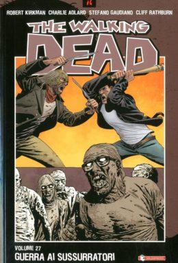 Copertina di The Walking Dead n.27 – Guerra ai sussurratori