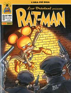 Copertina di Rat-Man Collection n.101 – L'ora più buia