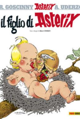 Copertina di Asterix – Il Figlio Di Asterix – Asterix 27