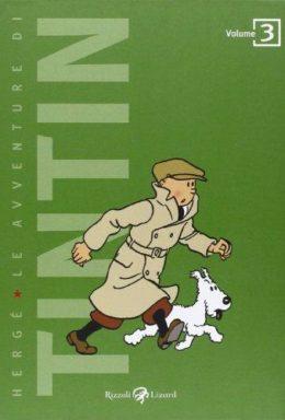 Copertina di Le Avventure Di Tintin n.3
