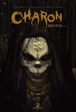 Copertina di Charon – Fumetti Crudi