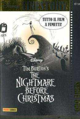 Copertina di Cinestory Nightmare Before Christmas – Cinestory Oro n.5