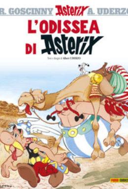 Copertina di Asterix L'odissea Di Asterix
