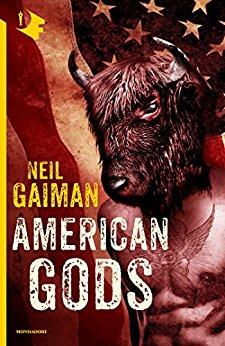 Copertina di American Gods Economico Nuova Edition