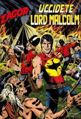 Copertina di Zagor n.681 – Uccidete Lord Malcom!
