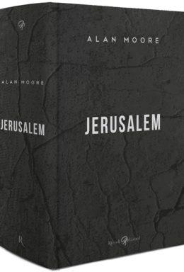 Copertina di Jerusalem Di Alan Moore