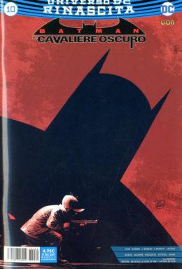 Copertina di Batman Cavaliere Oscuro n.10 – Rinascita – Batman Cav. Oscuro 64