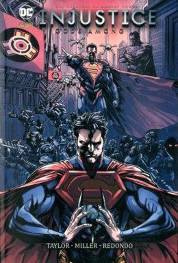 Copertina di Injustice: Gods Among Us n.3 – Dc Warner