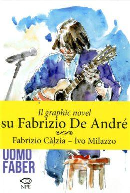 Copertina di Uomo Faber – Fabrizio De Andrè – Ivo Collection n.1
