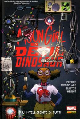 Copertina di Moon Girl and Devil Dinosaur n.3 – Marvel Collection