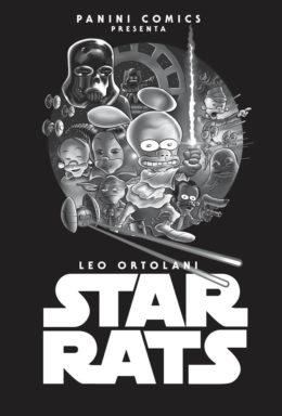 Copertina di Star Rats A Colori Dlx – Ristampa