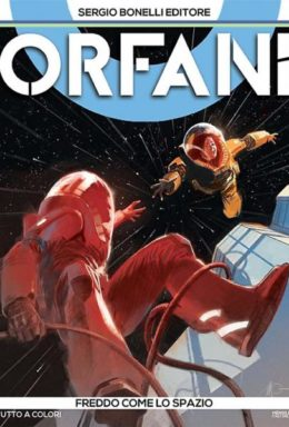 Copertina di Orfani – Le Origini n.21