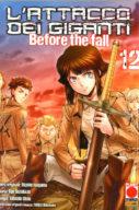 Attacco Dei Giganti Before n.12 – Manga Shock 18