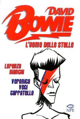 Copertina di David Bowie – L'uomo delle stelle – Music & Comics n.6