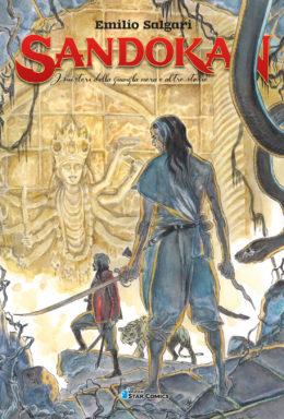 Copertina di Sandokan n.2 – I misteri della giungla nera e altre storie