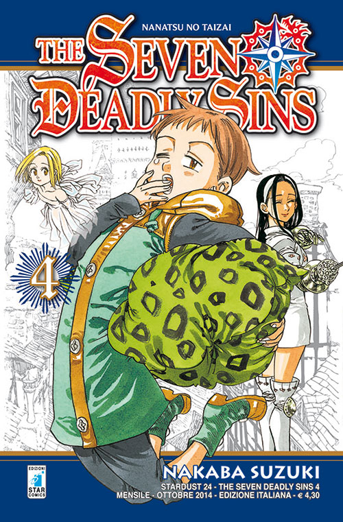 The Seven Deadly Sins n.4 – Stardust 24