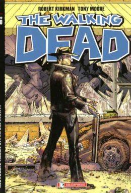 Copertina di The walking dead n.1 – Edizione Economica – 2° ristampa