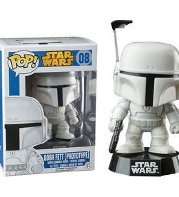 Copertina di Funko Pop – Star Wars – Boba Fett Prototype – Vinyl Bobble Head n.08