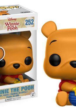 Copertina di Funko Pop! Disney di Winnie the Pooh – Winnie The Pooh n.252