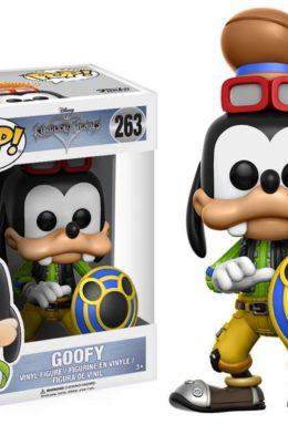 Copertina di Funko Pop Vynil Goofy – Pippo – n.263 – Kingdom Hearts