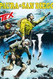 Tex n.689 – Paura a San Diego